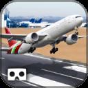 vr城市飞机飞行模拟器