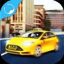 城市出租车模拟器3D - 现代驾驶游戏2017