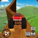 怪物卡车登山