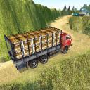 越野货物运输车司机Sim 2017