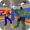 难以置信的怪物超级战斗:戒指英雄