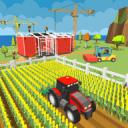 农场勘探:建设村庄收获模拟器