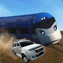 培养 VS 4×4 HILUX 卡车 赛跑