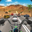 Racing In Moto Traffic Rider