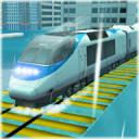 Aqua Water Train Driving Simulator