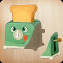 儿童益智游戏 - 家居厨房