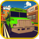 高中城市公车司机 - 公园大车