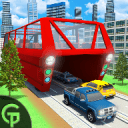 运输高架实时总线司机Sim