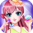 Anime Princess Makeup Salon - dress up