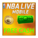 Free Cash for NBA LIVE Mobile Basketball Prank