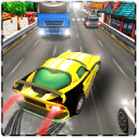 Top Traffic Speed Car Racer : Fast Racing Mission