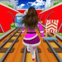 地铁公主赛跑者