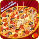 比薩制作廚師烹飪游戲