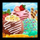 Cooking ice cream maker: Cone