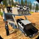 越野警察卡车运输模拟器