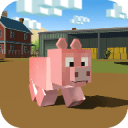 Blocky Pig Simulator 3D