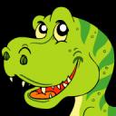 恐龙游戏的孩子