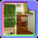 室内厨房花园设计