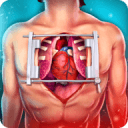 紧急开放心脏手术模拟器3D
