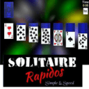 Solitaire Rapidos simple & speed 接龙和单速Rapidos