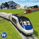 列车驾驶欧元城冒险