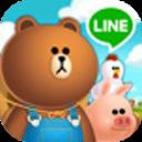 LINE 布朗熊农场