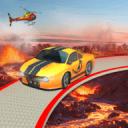 新一代McQueen赛车:地板是熔岩