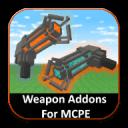 Weapon Mod for MCPE Guns Plane