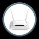 WIFI路由器页面设置