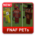 Map FnAF PETs Add-on for Minecraft PE