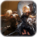 Fan Anime Live Wallpaper of Ruler Alter (ルーラー)
