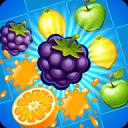 Juicy Garden - Fruit match 3