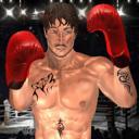 真正的冲拳击岩石:传奇格斗联赛