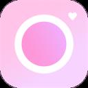 软粉红色过滤器♥Soft