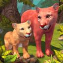 Cougar Family Sim