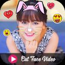 Cat Face Video Maker