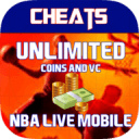 UNLIMITED Free NBA Live Mobile for Cash prank!