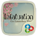Infatuation Go Launcher Theme