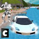 机器人车:饥饿的鲨鱼