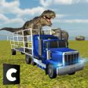 恐龙动物园运输卡车模拟