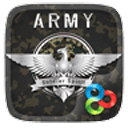 Army GO Launcher Theme