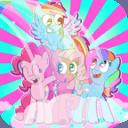 ♥我们的好朋友☞彩虹小马♥