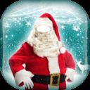 圣诞老人  –  照片蒙太奇