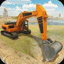 挖掘机大师3D模拟