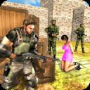 Rescue Strike: Commando FPS Strategy Survival Game