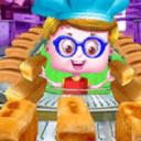 面包厂 食物发烧 厨房烹饪大师