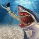 Blue Whale Simulator: Hungry Angry Shark Evolution