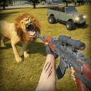 吉普的Safari狩猎3D上生存岛的最后一天: