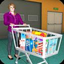 超 市场 自动取款机 机 模拟器: 购物 购物中心