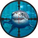 水下鲨鱼狙击猎人